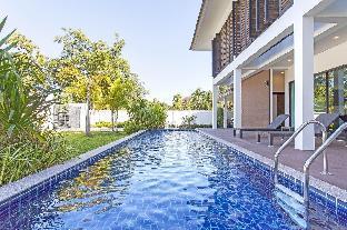 [ハンドン]ヴィラ(300m2)| 4ベッドルーム/4バスルーム Cloud Nine Modern Villa 4BR Sleeps 8 w/Pool&Garden