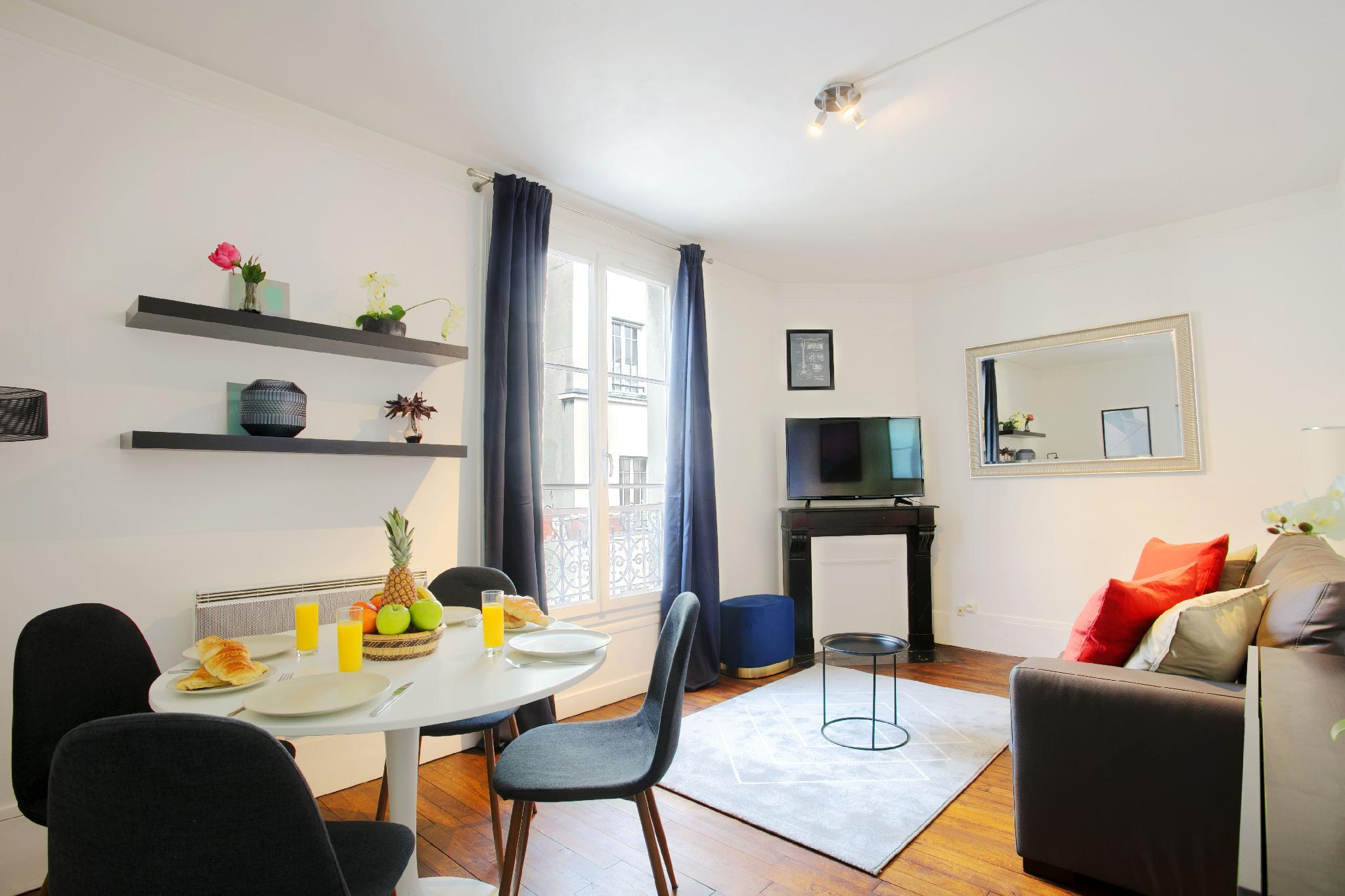 IN THE HEART OF BASTILLE AREA  ELEGANT And CHIC 1BR