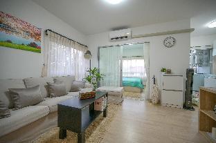 [ドンムアン空港]アパートメント(33m2)| 1ベッドルーム/1バスルーム 33sqm apartment near ISB