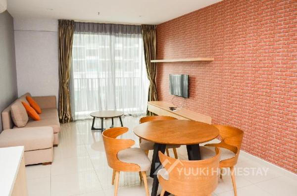I City @I Soho 2 Bedrooms @ YuukiHomestay (T031) Shah Alam