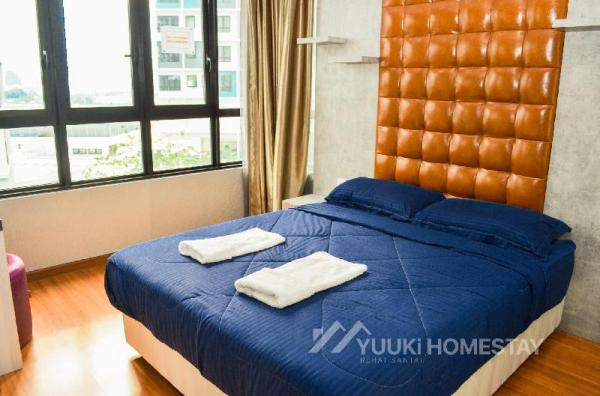 I City @I Soho 2 Bedrooms @ YuukiHomestay (T035) Shah Alam