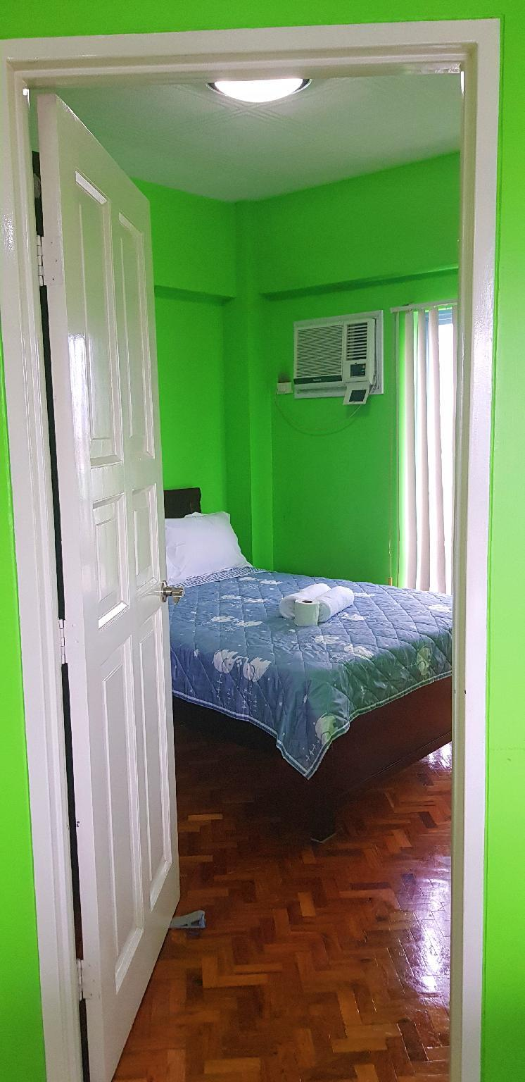 607 Holistay Manila 2-Bedroom Condo w/ Netflix