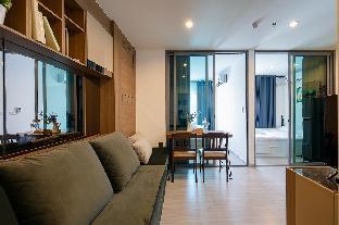 [南トンブリー]アパートメント(35m2)| 2ベッドルーム/1バスルーム Aspire Sathorn Condo