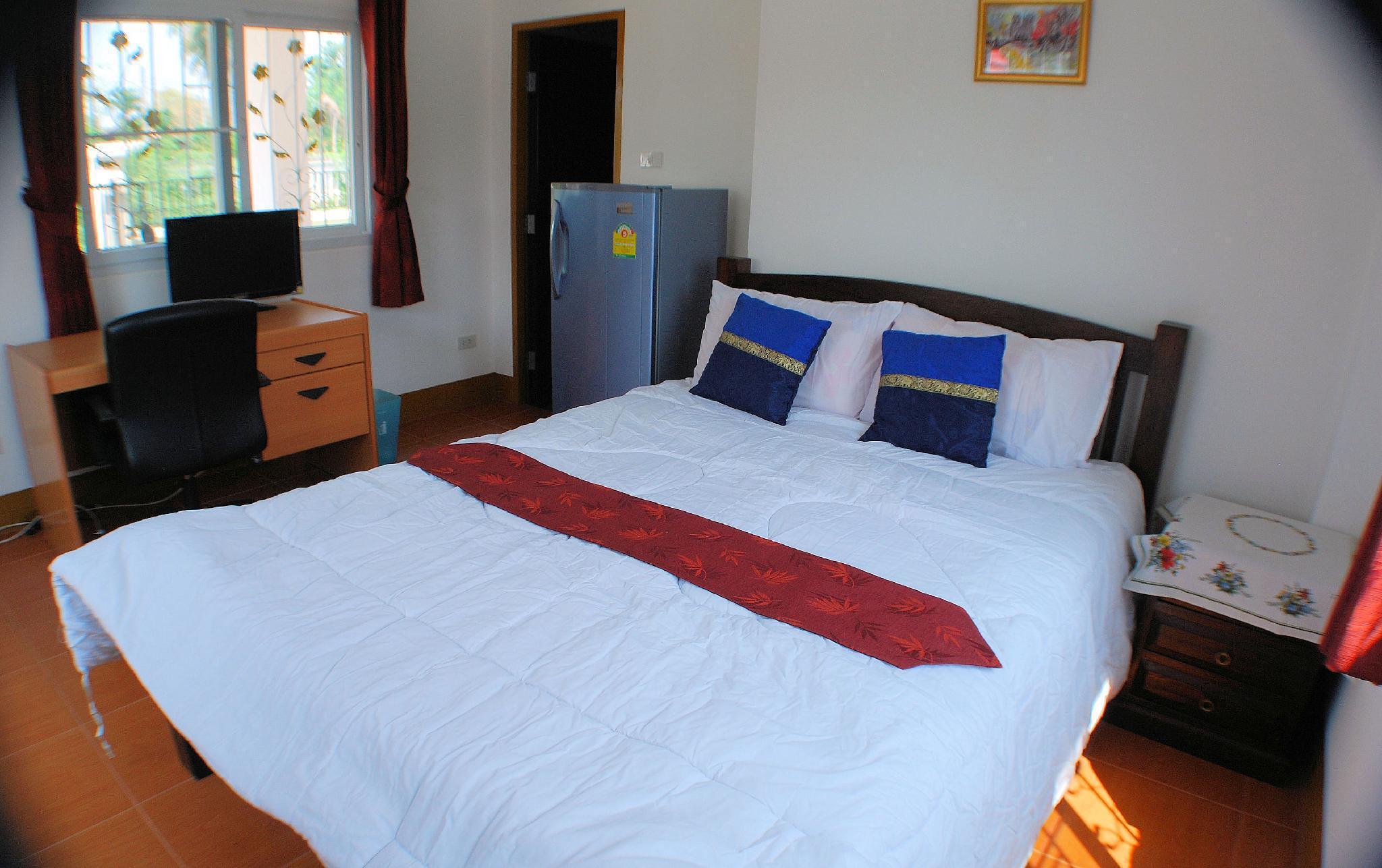 Serviced Luxury Apartment in Gated Community สตูดิโอ อพาร์ตเมนต์ 1 ห้องน้ำส่วนตัว ขนาด 24 ตร.ม. – หางดง