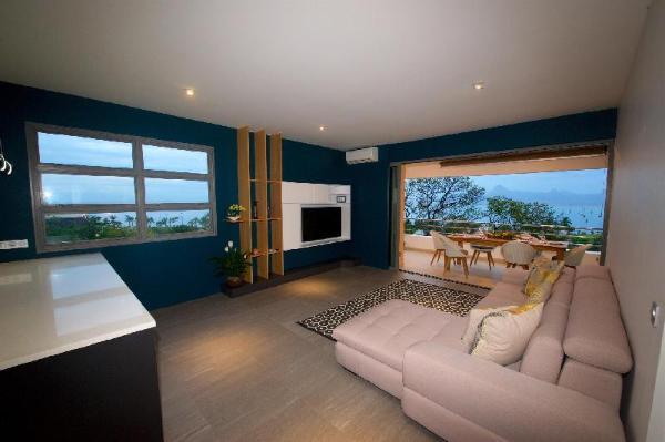 Luxurious modern apartment in Tahiti w/ concierge Tahiti
