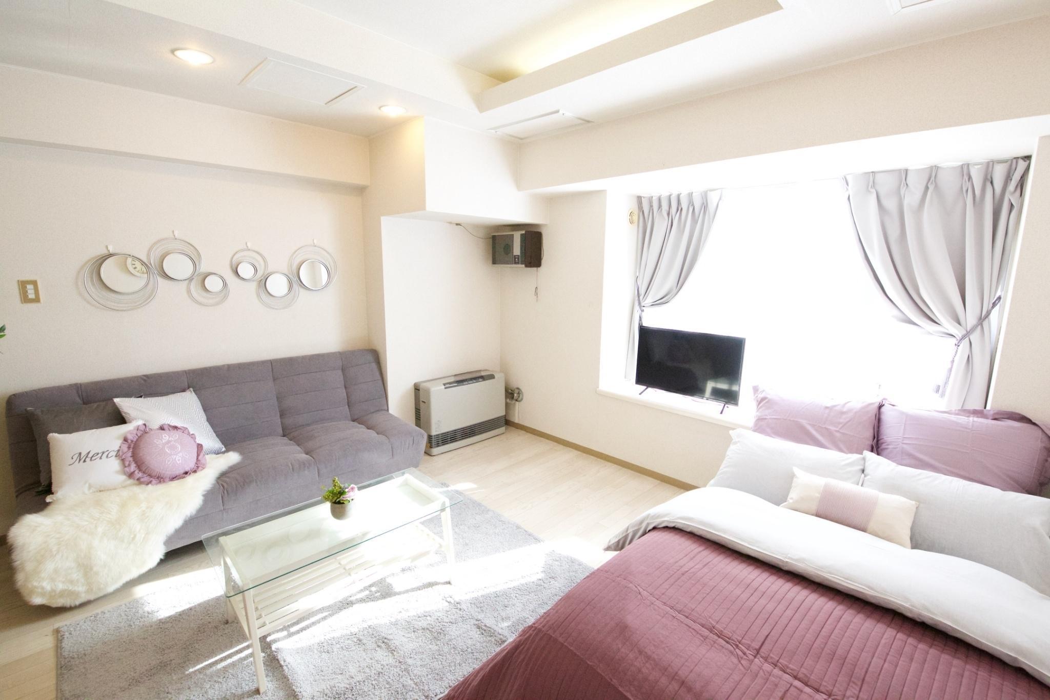 Hokaido Susukino Apartment 74