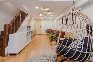 [スクンビット]アパートメント(35m2)  1ベッドルーム/1バスルーム Sarnn Sukhumvit 28 Doubles room Near Bts phomphong