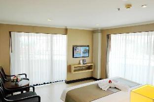 [市内中心部]アパートメント(60m2)| 1ベッドルーム/1バスルーム Stylish Corner Deluxe room in Trang