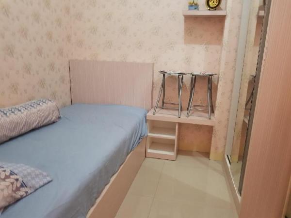 2br clean & tidy apartment in Green Pramuka City Jakarta