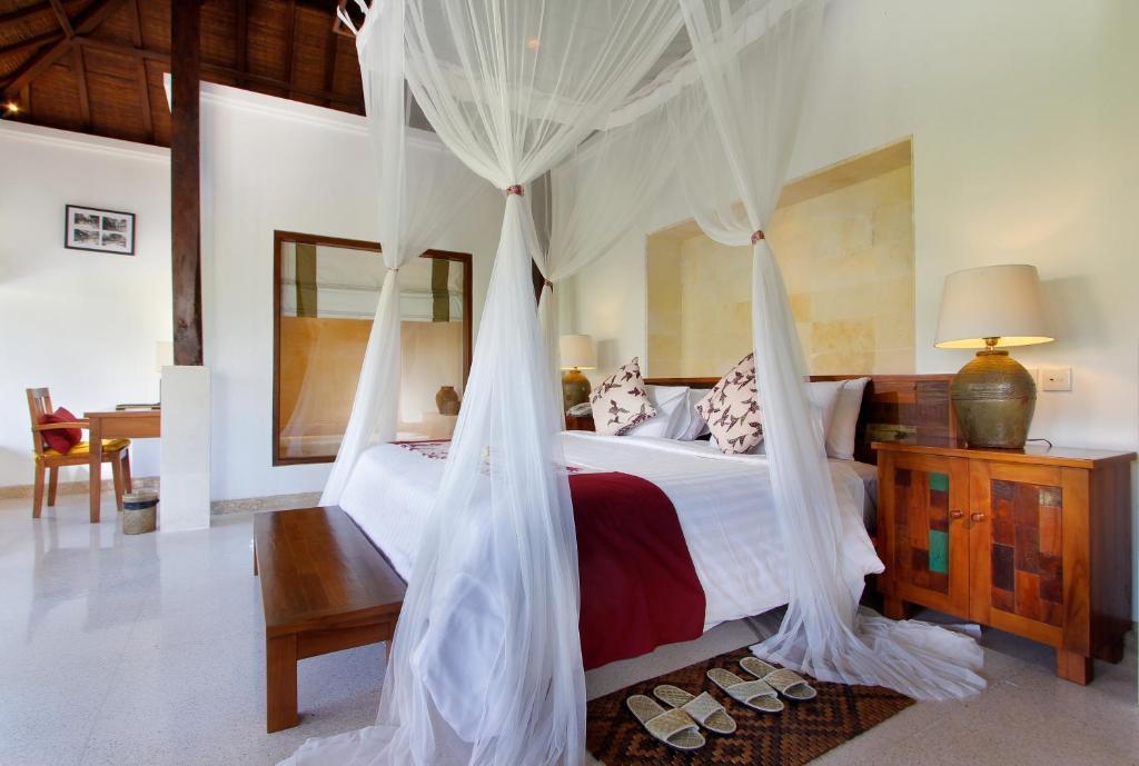 1 BR Jungle View Villa+balcony+Brkfst @ 184 Ubud