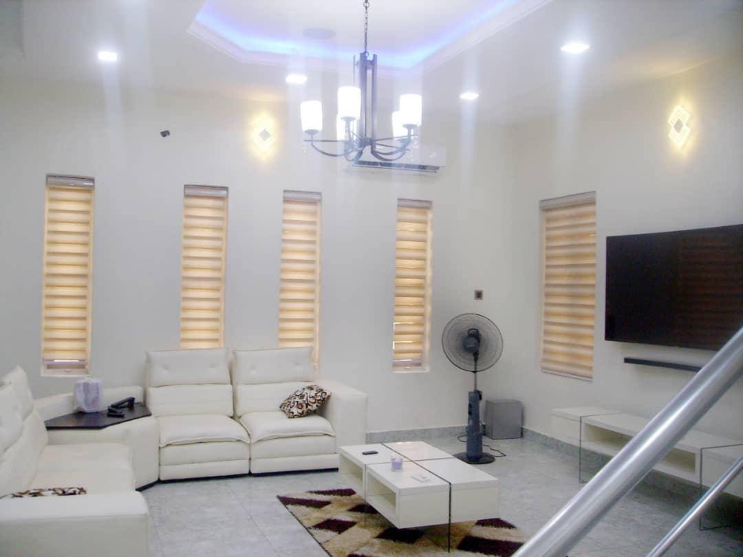 Lekki Conservation Luxury Palace With Pool And Gym