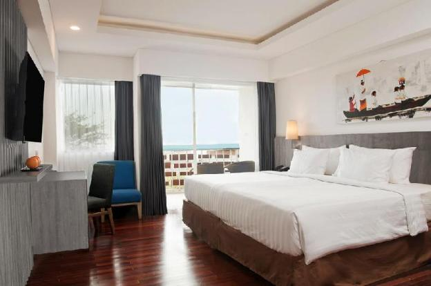 1BR Deluxe Room Balcony & Breakfast @ Canggu