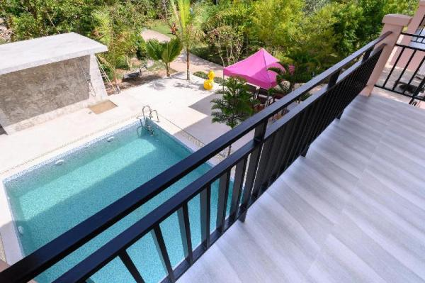 Baanphetsukprom Villa Zone swimming pool Khao Yai