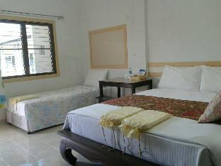 [市内中心部]スタジオ アパートメント(30 m2)/1バスルーム Ban Suan Kularb Surat Thani AirCon Room 3