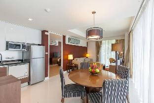 [スクンビット]アパートメント(42m2)  2ベッドルーム/2バスルーム Central 2 Bedroom Apartment Sukhumvit Soi 24