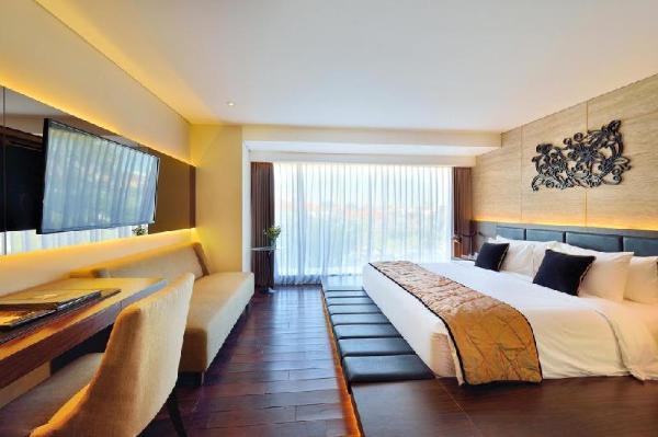 1-BR Deluxe Room+Shower+Brkfst@(185)Seminyak Bali