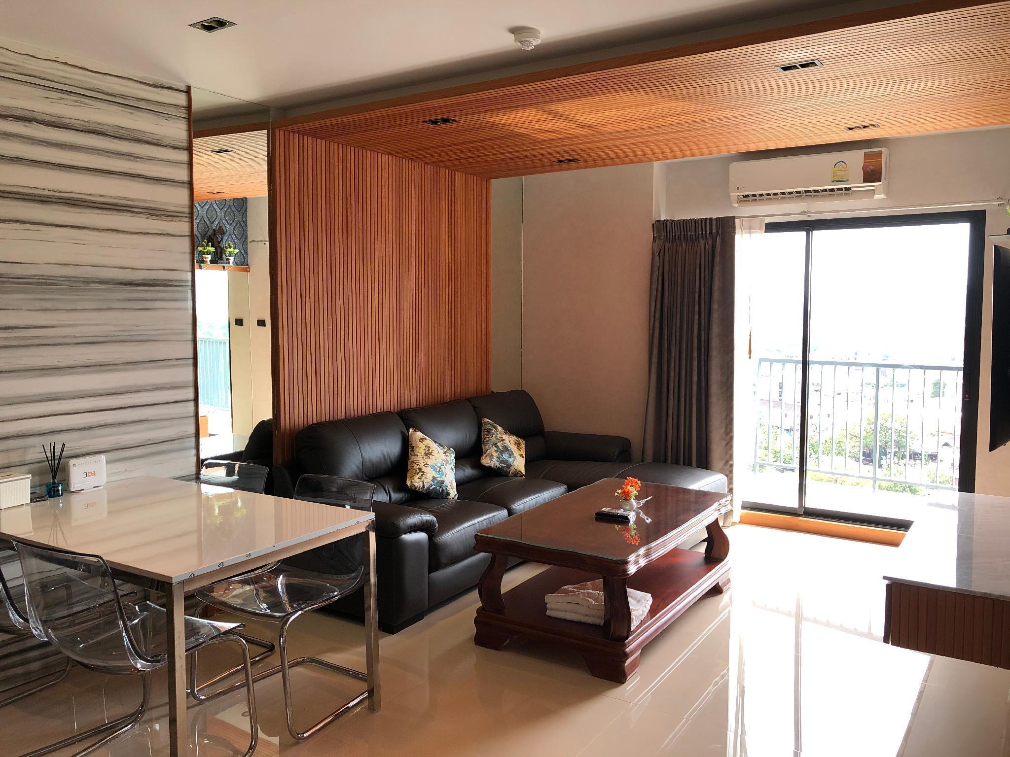 Luxury condominium in Phuket Old Town อพาร์ตเมนต์ 2 ห้องนอน 2 ห้องน้ำส่วนตัว ขนาด 85 ตร.ม. – ตัวเมืองภูเก็ต