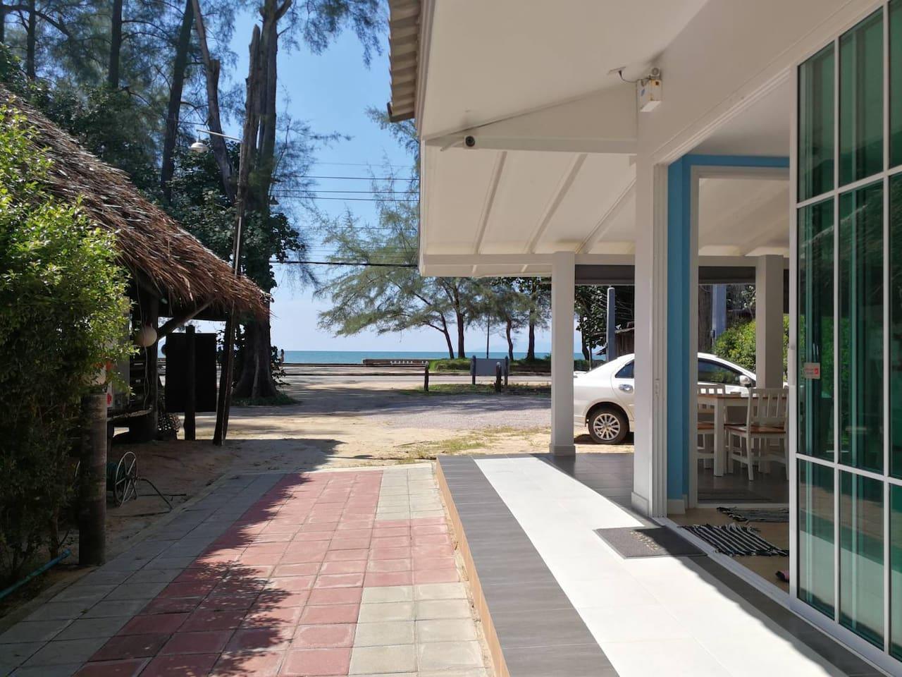 Blue Shore Cottage At Pakmeng Beach