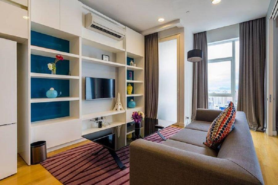128   1 Bedroom Suite @ The Platinum Suites