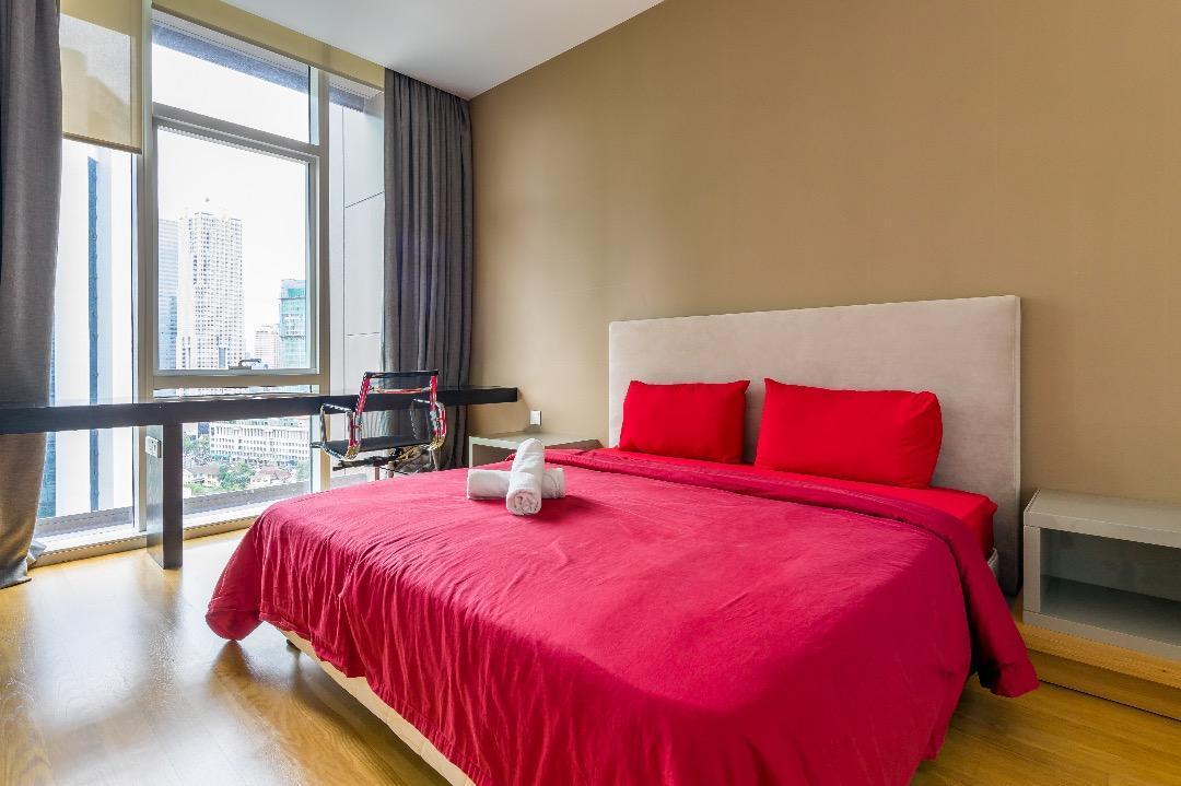 408   2 Bedroom Premier @ The Platinum Suites
