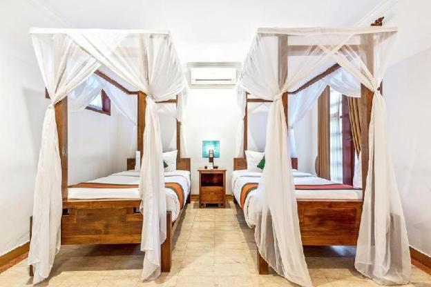 3 Bedroom Stunning Luxury and Infinity Pool+B'Fast