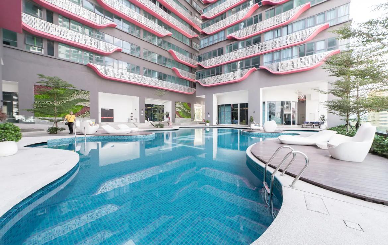 Arte Plus Serviced Suites Ampang KLCC