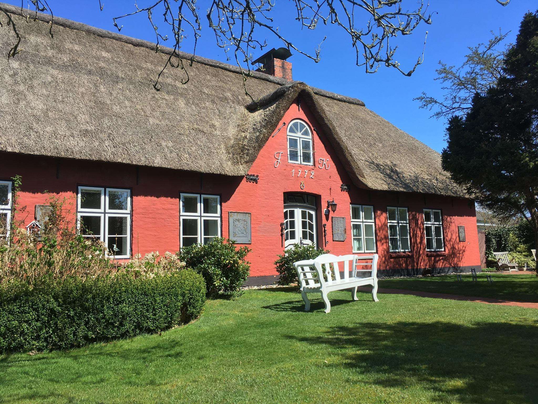 Historic Old School In Frisian Style