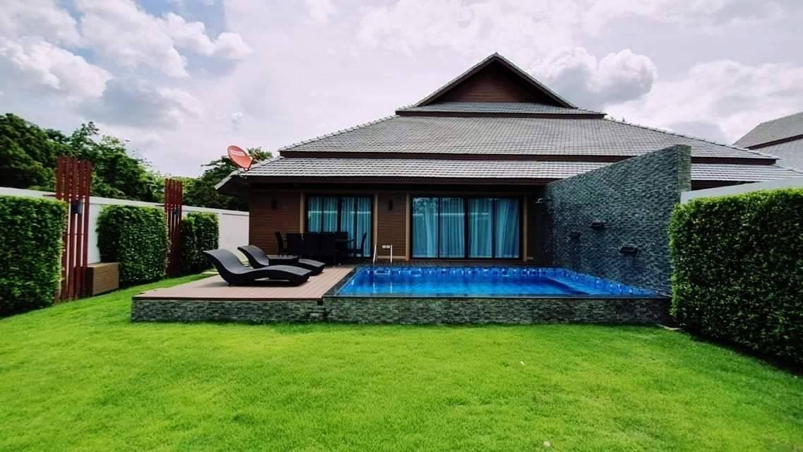Pool Villa Modern Style Private Swimming Pool