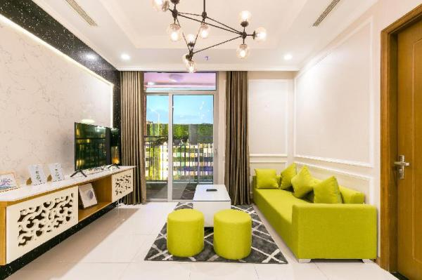 FREE PICKUP+BBQ PARK-Apartment in the CENTER HCMC Ho Chi Minh City