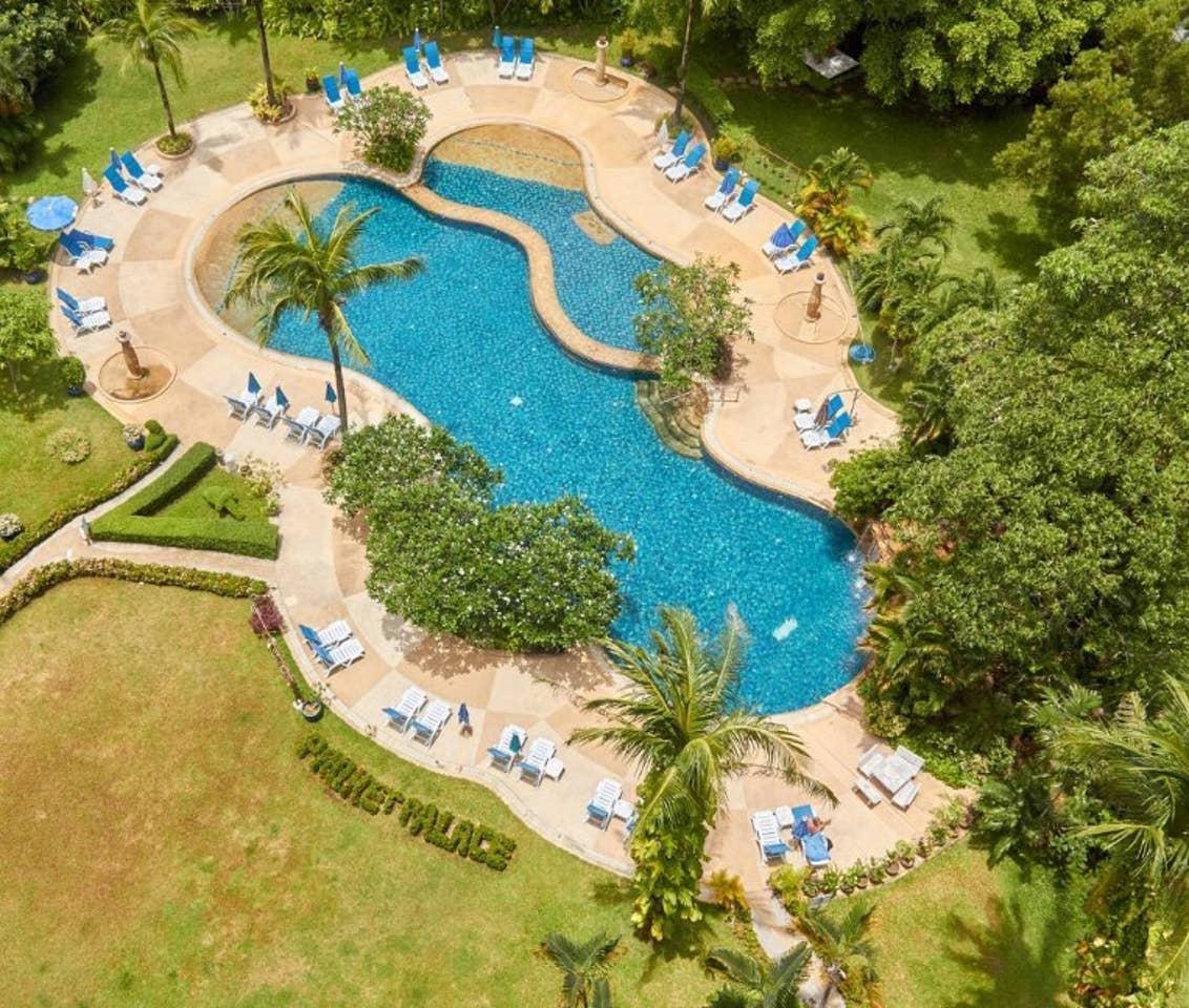 Patong Beach Resort - Large Apartment อพาร์ตเมนต์ 1 ห้องนอน 1 ห้องน้ำส่วนตัว ขนาด 65 ตร.ม. – ป่าตอง