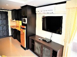 [ジョムティエンビーチ]スタジオ アパートメント(47 m2)/1バスルーム Angket Hip corner apartment 47SQM large balcony