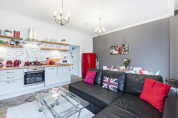 YKP Apartments - Mornington Crescent 71 Oakley London