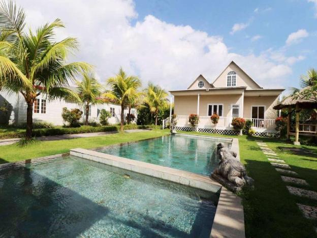 2 Pools, Green Surrounding Resort Near Ubud Center