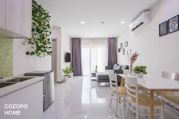 Cozoro 4 - 2BR2BA apartment - Free Pool & Gym Ho Chi Minh City