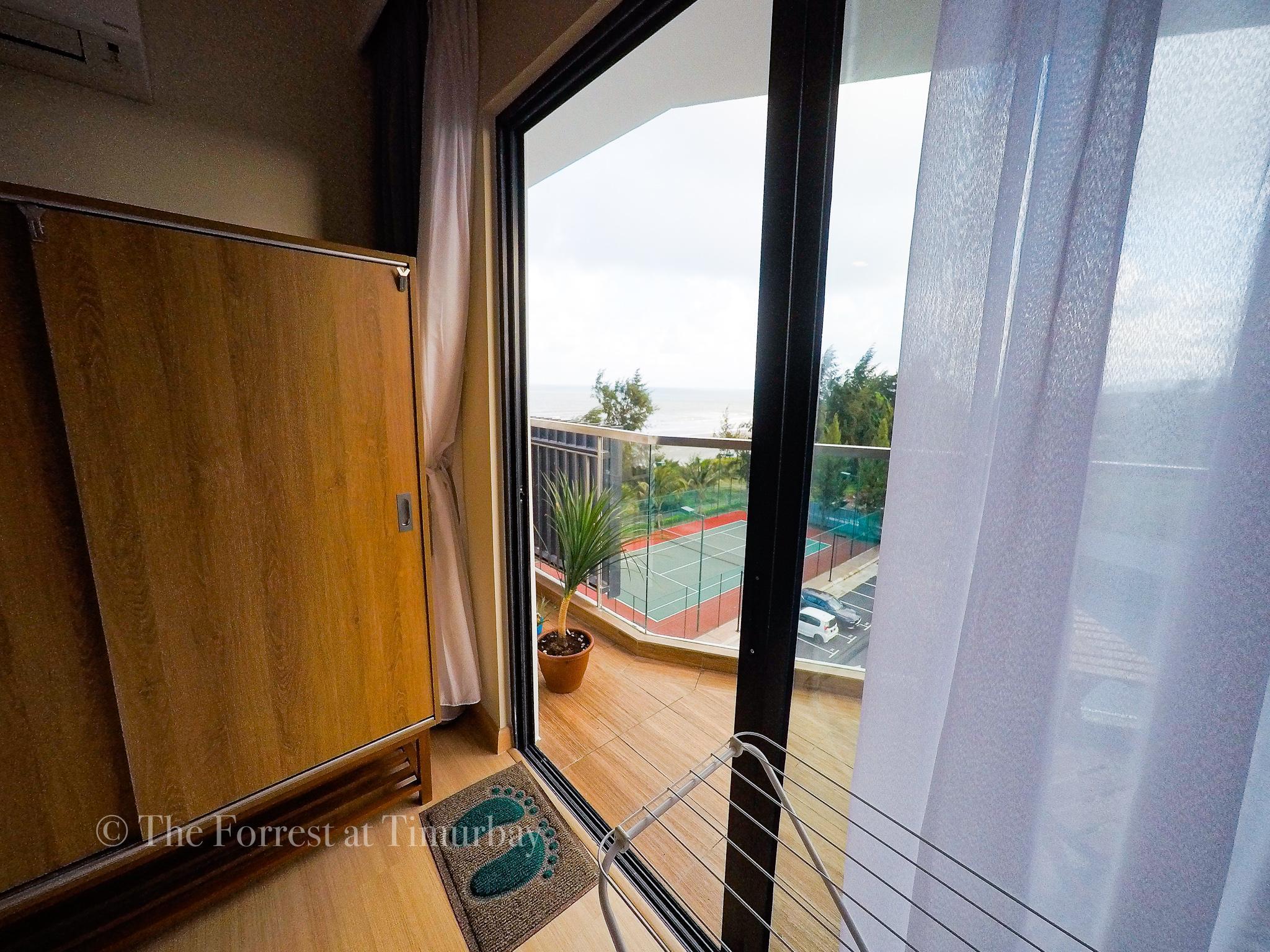 The Forrest Greenery Seaview Cozy Studio TimurBay