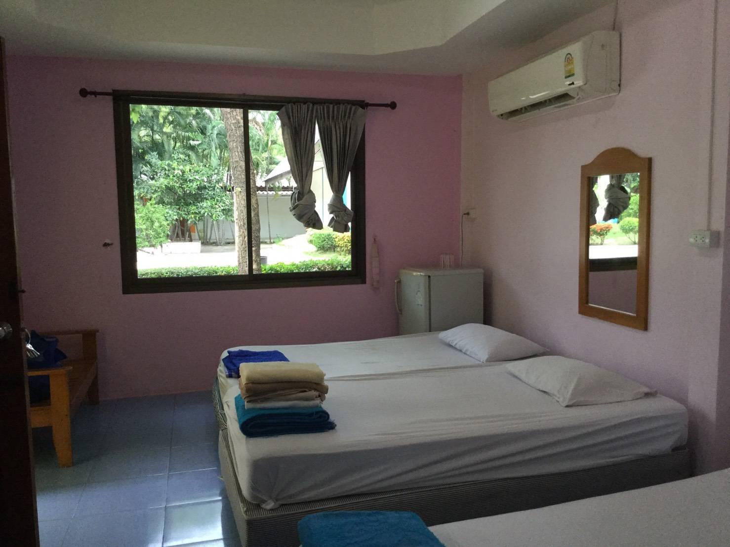 Bangalow 2 For 4 Persons @Saitan Resort