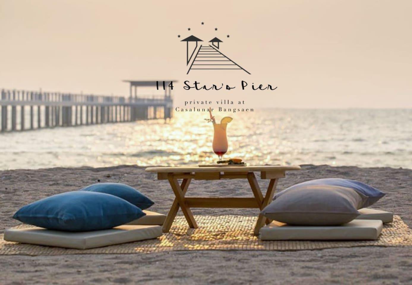 114 Star's Pier Private Villa   Two Bedrooms