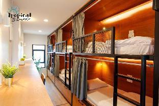 Family room 6 Beds in Tropical Summer Hostel บ้านเดี่ยว 1 ห้องนอน 2 ห้องน้ำส่วนตัว ขนาด 100 ตร.ม. – สาทร