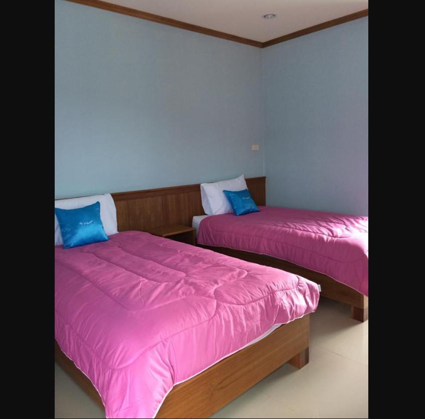 Four P Residence Single Room 3