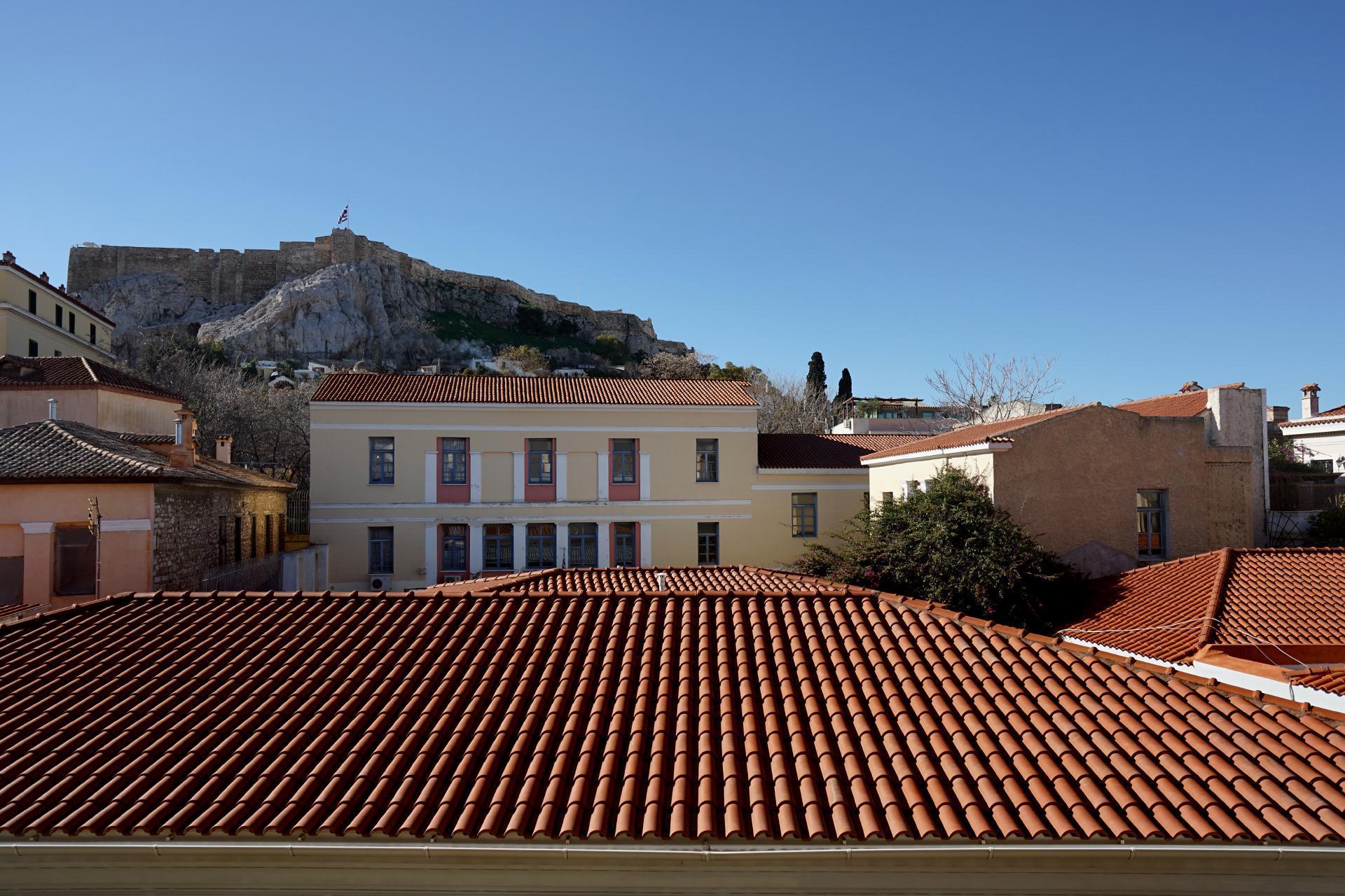 Athens Authentic Apt. In Plaka