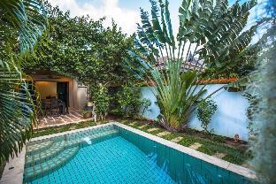 Versatile Family Villa with your own Pool - Cord1 วิลลา 1 ห้องนอน 2 ห้องน้ำส่วนตัว ขนาด 60 ตร.ม. – หาดราไวย์