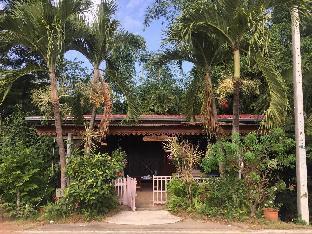 [ランプーン]一軒家(40m2)  1ベッドルーム/1バスルーム BaanJumBaanYen