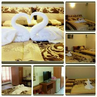 [サラブリー]アパートメント(26m2)| 1ベッドルーム/1バスルーム Reunkhumsup  hotel