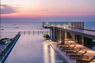 N8 Heart of Pattaya / Infinity Pool 100m from sea อพาร์ตเมนต์ 1 ห้องนอน 1 ห้องน้ำส่วนตัว ขนาด 34 ตร.ม. – พัทยากลาง