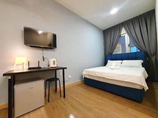 Studio Suite,1R1B,4Pax,Free Wifi,MRT,CherasKL Kuala Lumpur