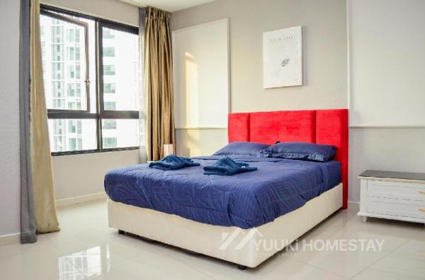I City @ I Soho 1 BEDROOM @Yuuki Homestay (007W) Shah Alam