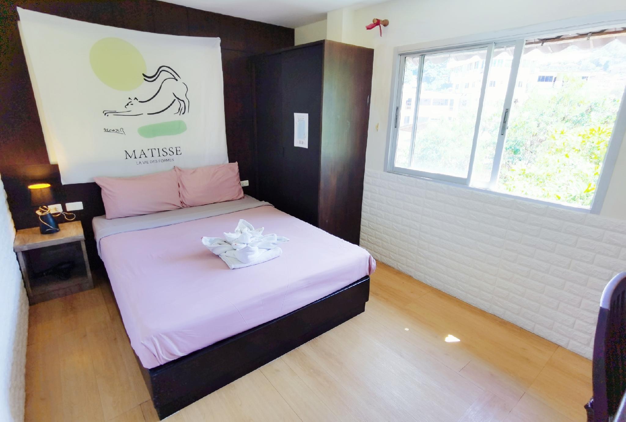 41Patong beach#Economy Room#Near bangla road อพาร์ตเมนต์ 1 ห้องนอน 1 ห้องน้ำส่วนตัว ขนาด 24 ตร.ม. – ป่าตอง
