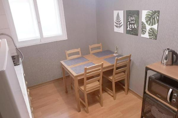 **New** 2 Bedrooms, 1 min from Hongdae stn Exit 3 Seoul