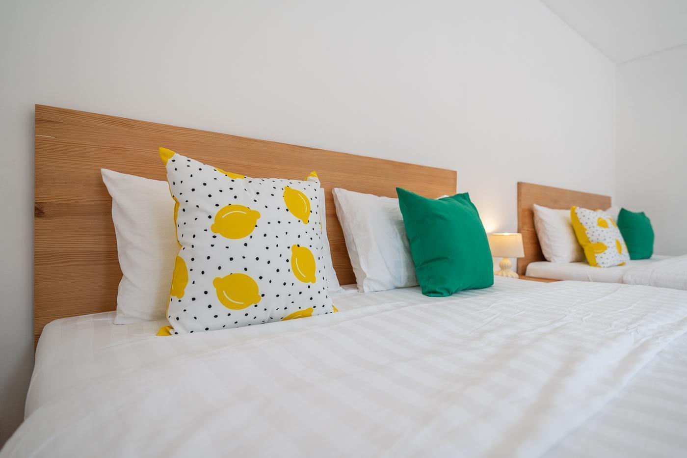 Lemon Pool Villa Pattaya วิลลา 3 ห้องนอน 4 ห้องน้ำส่วนตัว ขนาด 120 ตร.ม. – บางสเหร่