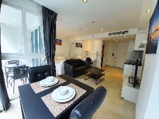 [パタヤ中心地]アパートメント(30m2)| 1ベッドルーム/1バスルーム Centara207 Avenue PooL View  Cozy Studio Centrally